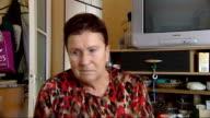 Body found in River Brent LATVIA INT Viktorija Zalkalns interview SOT