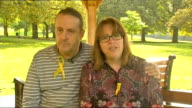 Body found in River Brent LIB / TX Hanwell Rosalind Hodgkiss interview SOT