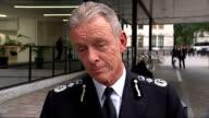 Body found in River Brent London Sir Bernard HoganHowe interview SOT