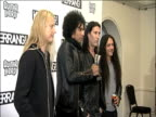 Alice in Chains at the Kerrang Awards at London England