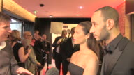 Alicia Keys and Swizz Beatz at the Keep A Child Alive Black Ball at London England