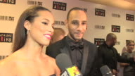 Alicia Keys and Swizz Beatz on being proud of her achievements Adele her relationship with Swizz Beatz at the Keep A Child Alive Black Ball at London...