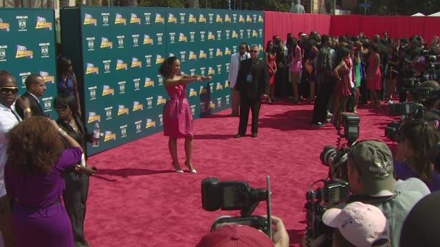 Alicia Keys at the 2008 BET Awards at Los Angeles California