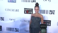 Alicia Keys at the Keep A Child Alive's 7th Annual Black Ball Red Carpet at New York NY