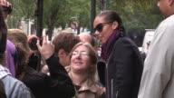Alicia Keys on September 28 2012 in London England