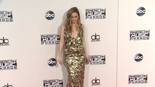 Alicia Silverstone at 2015 American Music Awards Arrivals in Los Angeles CA