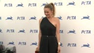 Alicia Silverstone at PETA Celebrates 35th Anniversary With Sir Paul McCartney at Hollywood Palladium on September 30 2015 in Los Angeles California