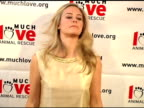 Alicia Silverstone at the 4th Annual Much Love Animal Rescue Celebrity Comedy Benefit at the Laugh Factory in Hollywood California on August 10 2005