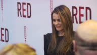 Alicia Silverstone at the 'RED' Broadway Opening Night Arrivals at New York NY