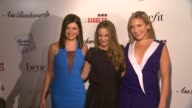 Alicia Silverstone Casey Wilson June Diane Raphael at 'Ass Backwards' Los Angeles Premiere in Los Angeles CA on