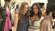 Alicia Silverstone Dania Ramirez at the PETER ALEXANDER LAUNCHES NEW FLAGSHIP BOUTIQUE at Los Angeles CA