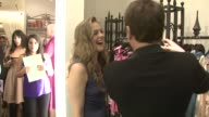 Alicia Silverstone Peter Alexander at the PETER ALEXANDER LAUNCHES NEW FLAGSHIP BOUTIQUE at Los Angeles CA