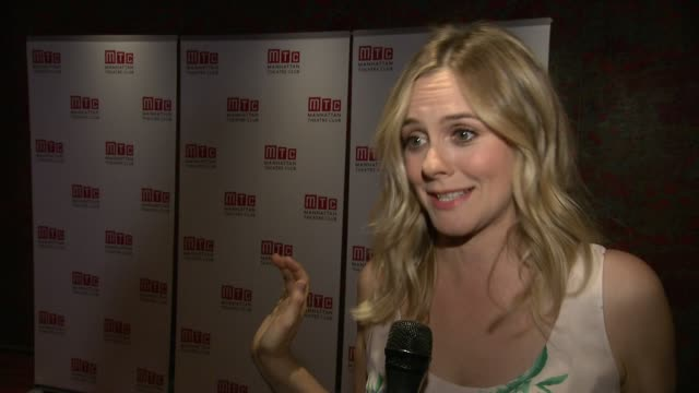 INTERVIEW Alicia Silverstone tells us what it means to be opening Of Good Stock in New York City Character description of 'Amy' Tells us what is...