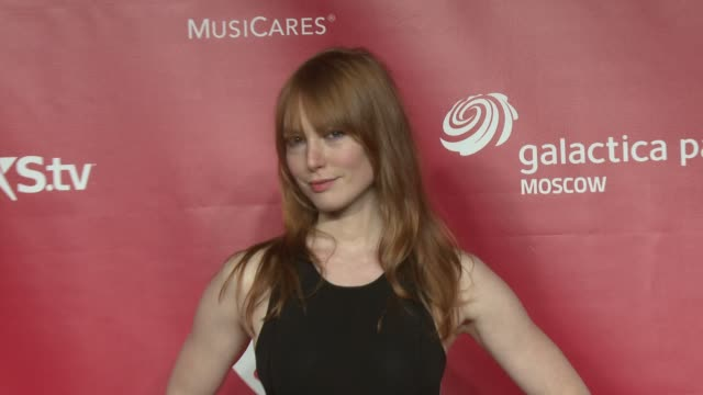 Alicia Witt at MusiCares 2013 Person Of The Year Tribute 2/8/2013 in Los Angeles CA