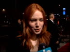 Alicia Witt at the 'Hurlyburly' Premiere at Cineplex Odeon Showcase on December 21 1998