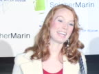 Alicia Witt at the The Art of Elysium Presents Bringing the Arts To Children In Need at The SoicherMarin Galery in Hawthorne CA