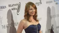 Alicia Witt at the The Art of Elysium's 3rd Annual Black Tie Charity Gala 'Heaven' at Beverly Hills CA