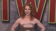 Alicia Witt at The World Premiere of the new Showtime LimitedEvent Series 'Twin Peaks' at Ace Hotel on May 19 2017 in Los Angeles California