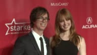 Alicia Witt Ben Folds at MusiCares 2013 Person Of The Year Tribute 2/8/2013 in Los Angeles CA