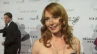 Alicia Witt why she supports Art of Elysium at the The Art of Elysium's 3rd Annual Black Tie Charity Gala 'Heaven' at Beverly Hills CA