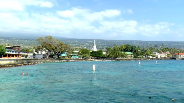 Ali'i Drive - Kailua-Kona, Hawaii