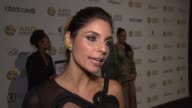 INTERVIEW – Aline Muniz on the importance of fighting cancer at The Alcides Rosaura Foundations' 'A Brazilian Night' at Cipriani 42nd Street on...