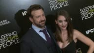 Alison Brie and Jason Sudeikis at the 'Sleeping With Other People' Los Angeles Premiere at ArcLight Cinemas on September 09 2015 in Hollywood...