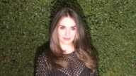 Alison Brie at Michael Kors Celebrates The Launch Of Claiborne Swanson Frank's 'Young Hollywood' on October 02 2014 in Beverly Hills California