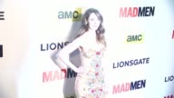Alison Brie at the 'Mad Men' Season Seven Los Angeles Premiere at ArcLight Cinemas on April 02 2014 in Hollywood California