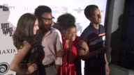 Alison Brie Donald Glover Yvette Nicole Brown Danny Pudi at the Maxim Ubisoft And Sony Pictures Celebrate The Cast Of 'The Other Guys' at San Diego CA