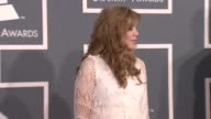 Alison Krauss at 54th Annual GRAMMY Awards Arrivals on 2/12/12 in Los Angeles CA