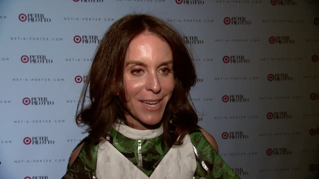 INTERVIEW Alison Loehnis on what Target and Peter Pilotto are celebrating tonight On NetAPorter's connection to Target and Peter Pilloto's collection...