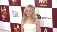 Alison Pill at 2012 Los Angeles Film Festival Premiere of 'To Rome With Love' Alison Pill at Regal Cinemas LA Live on June 14 2012 in Los Angeles...
