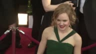 Alison Pill at the 15th Annual Screen Actors Guild Awards Part 2 at Los Angeles CA