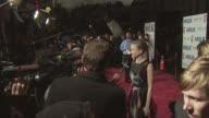 Alison Pill at the MILK premiere at San Francisco CA