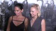 Alison Pill Olivia Munn at The Newsroom Los Angeles Premiere on 7/10/2013 in Hollywood CA