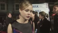 Alison Pill on researching Harvey Milk's story and researching the role of Anne Kronenberg what she hopes people take away from the film what Sean...