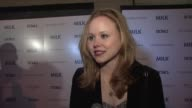Alison Pill talks about her character Anne and how interesting she was She says the real Anne helped her prepare for the role just by talking with...