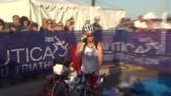 Alison Sweeney at 26th Annual Nautica Malibu Triathlon on 9/16/12 in Malibu CA