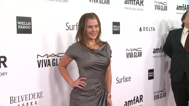 Alison Sweeney at amfAR's Inspiration Gala Los Angeles in Los Angeles CA