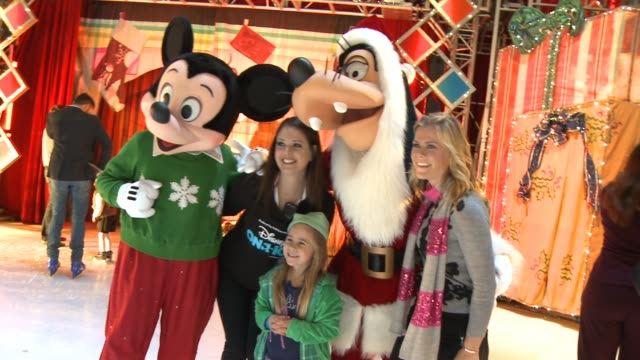 Alison Sweeney at Disney On Ice Presents Let's Celebrate Presented By Stonyfield YoKids Organic Yogurt in Los Angeles CA