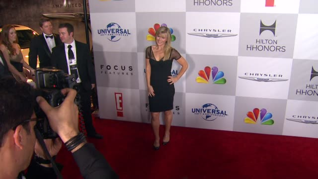 Alison Sweeney at NBCUniversal's 69th Annual Golden Globe AfterParty in Beverly Hills CA on 1/15/12