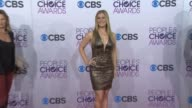 Alison Sweeney at People's Choice Awards 2013 Arrivals on 1/9/2013 in Los Angeles CA