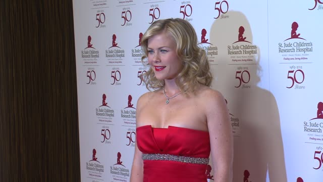Alison Sweeney at St Jude Children's Research Hospital 50th Anniversary Gala Benefit on 1/7/2012 in Beverly Hills CA