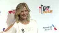 Alison Sweeney at Stand Up To Cancer 2016 at Walt Disney Concert Hall on September 09 2016 in Los Angeles California
