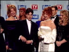 Alison Sweeney at the 1999 TV Guide Awards press room at Fox Studios in Century City California on February 1 1999