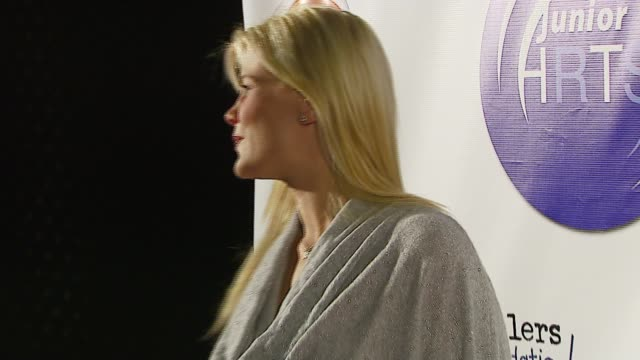 Alison Sweeney at the JHRTS Young Hollywood Holiday Party at Vanguard in Hollywood California on December 5 2006