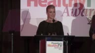 Alison Sweeney at the Prevention Magazine Presents The Inaugural 'Prevention Healthy TV Awards' at Beverly Hills CA