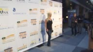 Alison Sweeney at the 'Rock A Little Feed A Lot' Benefit Concert at Los Angeles CA
