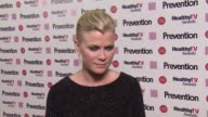 Alison Sweeney on how important it is for a show to have a healthy message and what it means to be honored by Prevention what shows do a good job...